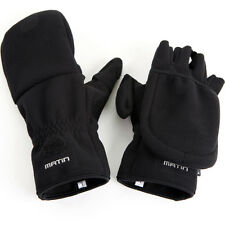 MULTI SHOOTING GLOVES Mittens Photographers Winter Travel Outdoor Sport M/Black