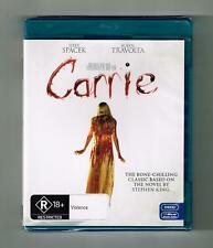 Carrie Blu-ray Stephen King Brand New & Sealed