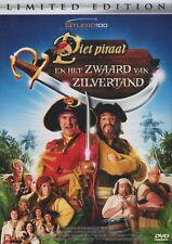 Piet Piraat en het Zwaard van Zilvertand : Limited Edition (DVD + CD)