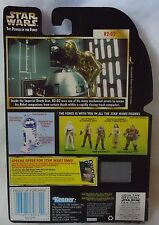 New Hasbro Star Wars R2-D2 Pop Up Scanner with Tools The Power of the Force