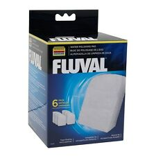 2-ORIGINAL FLUVAL 304 305 306 404 405 406  WATER POLISHING PAD (2x6) 12 Pack