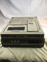 Sony BVW-20 Betacam Video Cassette Recorder BVW20 For Parts or Repair