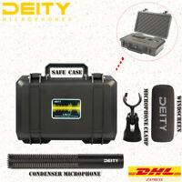 Deity S-Mic 2S Shotgun Microphone Low Off-Axis Coloration Weather ResistantStock