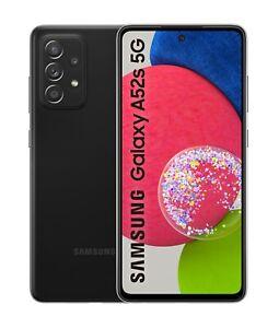 Samsung Galaxy A52s 5G Awesome Black, Dual SIM, 128GB 6GB, Official Warranty