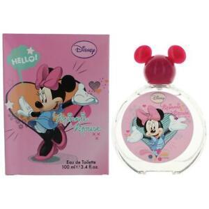 Disney Minnie Mouse 3.4 oz / 100 ml EDT Spray Eau de Toilette Girls Perfume