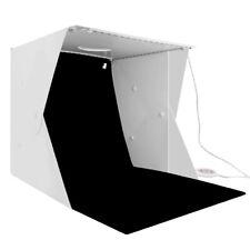 5500//2700K Mini Tragbar Faltbar Fotostudio Licht LED Glühbirne Dreibeinstativ