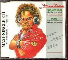 SILICON DREAM - LUDWIG FUN - CD MAXI [1893]