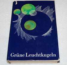 Grüne Leuchtkugeln - 34 Erzählungen Gedichte von DDR Grenzsoldaten NVA Armee