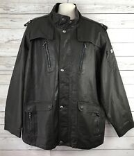 Wellensteyn Montgomery Zobel Field Jacket Size XL Chocolate Brown NEW $450