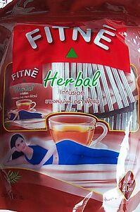 40 Bags Fitne ORIGINAL Tea Slimming Diet Fat Burn Slim Fast Detox Laxative