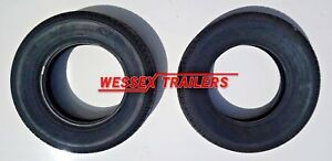 2 X 145 R12 C, 6 PLY, TUBELESS, STEEL BELTED TYRE