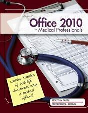 Microsoft Office 2010 For Medical Professionals Book