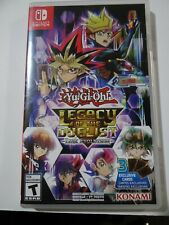 Yu-Gi-Oh Legacy of The Duelist Link Evolution Nintendo Switch Game