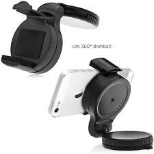 Universal Auto Halterung KFZ Halter Car Holder 360° Mount Handy Smartphone LKW