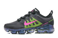 Nike VaporMax 2019 Premium Black/Fuschia AT6810-001 Size 13 US