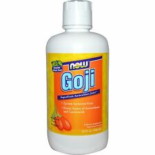 Now Foods Goji Super Fruit Antioxidant Juice - 32 fl oz (946 ml)