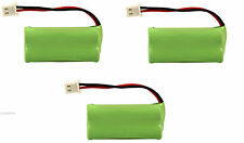 3 Home Phone Battery 700mAh NiMH for Vtech At&t CL81201 CL81211 CL8130, CL82100