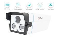 Waterproof HD 720P AHD 1MP 6MM CCTV Security Indoor Outdoor BNC Cable Camera New