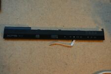 Genuine Dell XPS M1330 Laptop Power Button Hinge Cover Media Buttons RW683