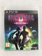 PS3 Star Ocean The Last Hope International (2010), UK Pal, New & NOT Sealed