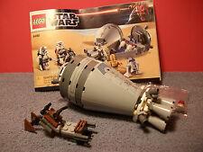 LEGO 9490 Star Wars Droid Escape Pod & Speeder NO Figures NO Box