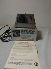 Control Master II  Solid State Train Controller