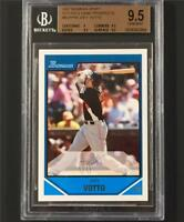 2007 Bowman Draft Picks * JOEY VOTTO * Reds RC Rookie card * BGS 9.5 * Gem Mint