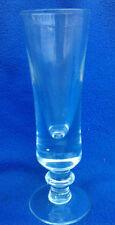 verre ancien a biere ? flute epaisse glass bier beer ? chope Bierkrug mug