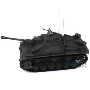 Henglong 1/16 Upgraded Metal Version German Stug III RTR RC Tank Model 3868