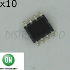 LM358DR2G Single Supply Dual Operational Amplifier SO-8 ONS RoHS (lot de 10)