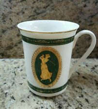 Papel Freelance Fine Bone China Female Golfer Mug 1996
