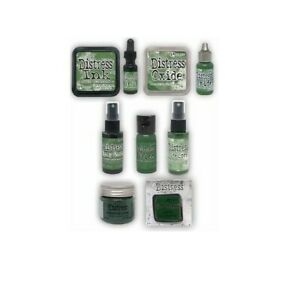 IN STOCK Tim Holtz Distress Color of Month Set November 2020 - Rustic Wilderness
