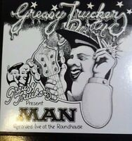 *NEW* CD Album Man - Greasy Truckers Present  (Mini LP Style Card Case)