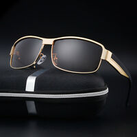 Gafas de sol Tipo Wayfarer Polarizadas Retro Vintage UV400 Hombre Mujer Unisex