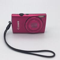 CANON PowerShot ELPH 310 HS / 8 X Zoom Digital Camera - Cute Matt PINK