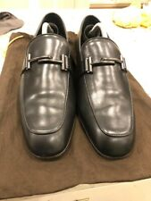 Mens Tod Loafers Size 9 Leather