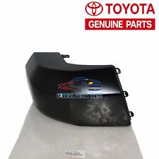 TOYOTA 09-14 FJ CRUISER GENUINE REAR LEFT DRIVER SIDE BUMPER PAD 52463-35030