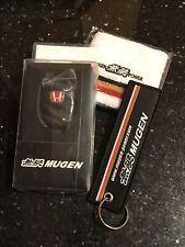 Honda Civic Fn2  Type R Mugen Key Cover , reservoir tank Cover , Keyring Bundle