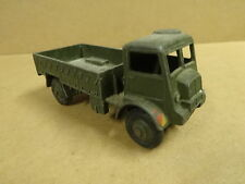 VINTAGE DINKY TOYS MADE IN ENGLAND N° 62 / ARMY WAGON