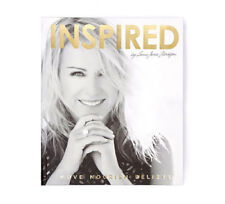 INSPIRED Lorna Jane Clarkson Hardcover Volume Move Nourish Believe