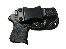 Ruger LCP II Gen2 380 Custom Kydex IWB Gun Holster With/Without Viridian Laser