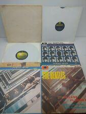 The  Beatles  Vinyl  LP Job  Lot  of  8 LP READ FULL DESCRIPTION
