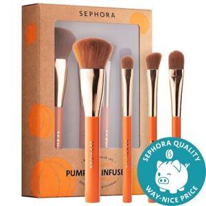 SEPHORA COLLECTION Mini Pumpkin Infused Brush Set
