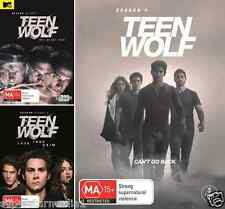 Teen Wolf  SEASON 3 & 4 (Season : 3 Part 1 + 3 Part 2 + 4) : NEW DVD