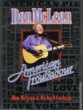 Don McLean American Troubadour HC #1-1ST NM 2012 Stock Image