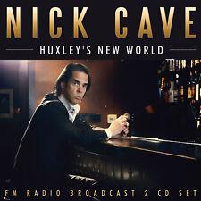 NICK CAVE & BAD SEEDS Sealed 2018 UNRELEASED 2004 BERLIN LIVE CONCERT 2 CD SET