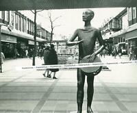 Rotterdam - Denkmal - Kunstwerk   - um  1960           S 11-16