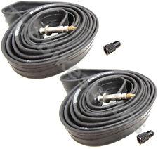 """2 PACK Kenda 700c x 28/35c 27""""x 1-1/8-1/4 PRESTA Valve Bike Tire Inner Tubes PV"""