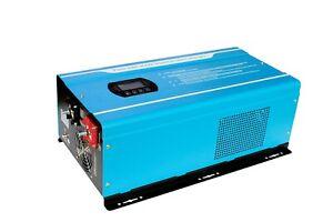 3KW DC24 or 48V AC120&240V Split Phase Pure Sine Wave Inverter / Battery Charger