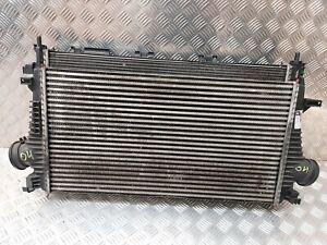VAUXHALL INSIGNIA A MK1 2.0 CDTI A20DT MANUAL RADIATOR RAD PACK COOLING FAN